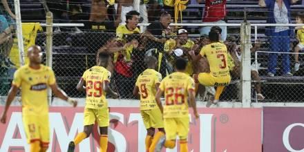 En el torneo, el mejor de la primera fase ha sido Liga, aunque ambos equipos ya se clasificaron para la fase de Grupos de la Copa Libertadores del próximo año. Foto: EFE