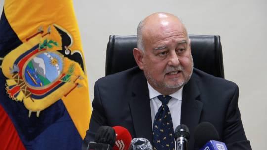 Ecuador se propone reforzar el programa económico y seguir el acuerdo con el FMI / Foto: EFE