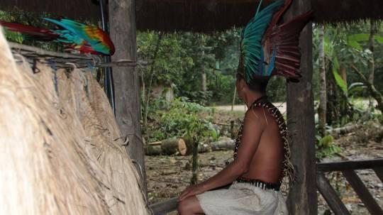 Indígenas amazónicos, vulnerables a la pandemia / Foto: El Oriente