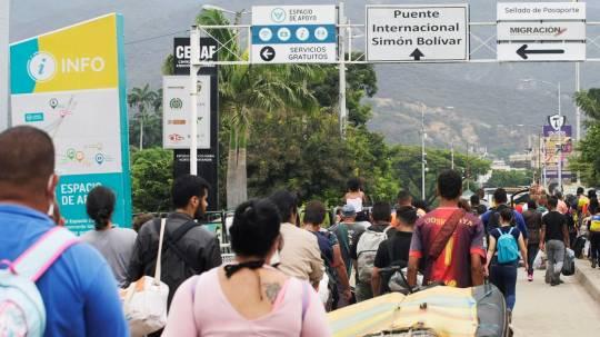 Colombia prolonga hasta 1 de noviembre el cierre de fronteras por la pandemia / Foto: EFE