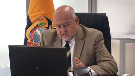 Ministro de Finanzas de Ecuador viaja a EEUU para reunirse con multilaterales / Cortesía de Mauricio Pozo