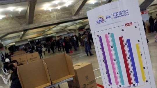 CNE convoca oficialmente elecciones el 7 de febrero / Foto: EFE