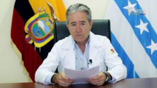 El funcionario afirmó que la emergencia sanitaria requiere la incorporación de muchos profesionales de la salud.