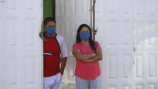 Casos. Al cumplirse 70 días de cuarentena, Quito tiene 3.380 contagios y 251 fallecidos. Foto: La Hora