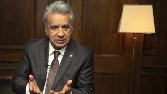 Moreno: El próximo Gobierno encontrará condiciones adecuadas / Foto: EFE