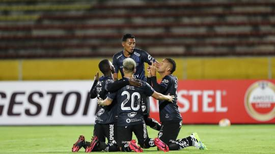 Libertadores: 3 equipos ecuatorianos en octavos de final / Foto: EFE
