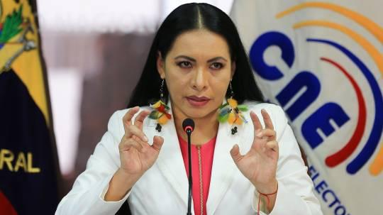 CNE denuncia amenazas de muerte y pide vigilar proceso / Foto: EFE