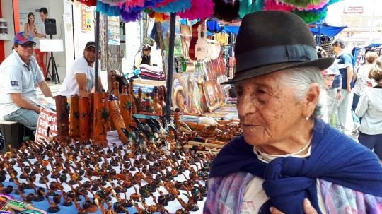 Ecuador destina 250.000 dólares para apoyar a la artesanía y agroalimentación / Foto: EFE