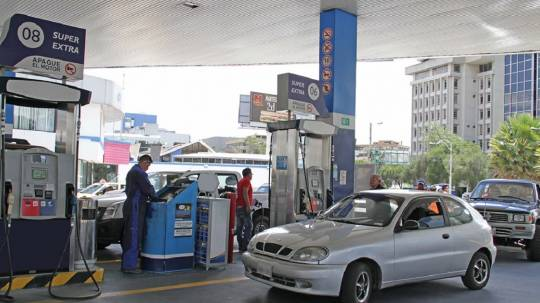 El precio del diésel aumentó nuevamente / Foto: Ministerio de Energía