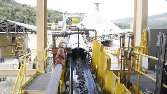 Fruta del Norte es considerada uno de los proyectos de oro más grandes del mundo actualmente en producción. Foto: El Oriente