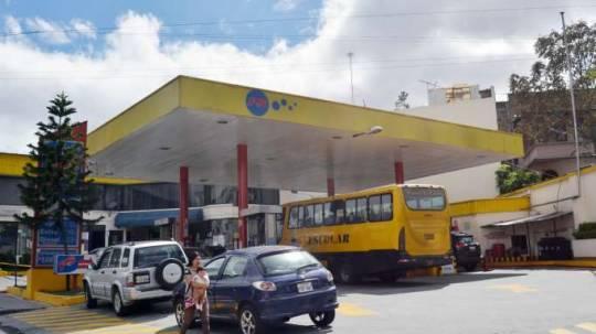 REALIDAD. El mayor porcentaje de este combustible se destina al transporte público. Foto: La Hora