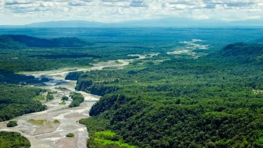 Banco Mundial aprueba un crédito 40 millones a proyecto indígena en Ecuador / Foto: EFE