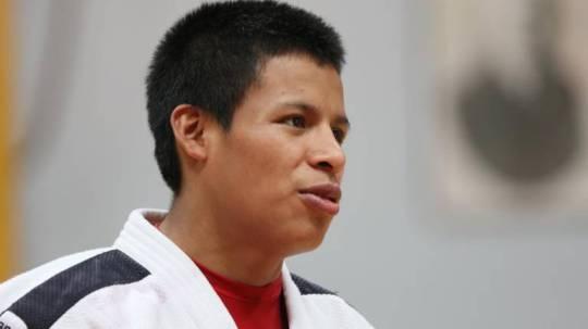 Emanuel Saant, un guerrero shuar que hace del judo la disciplina para ser mejor cada día. Foto: Extra