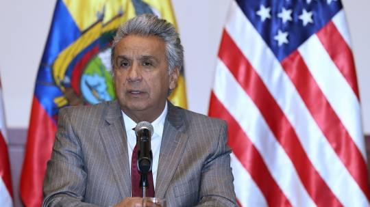 Viaje de Lenín Moreno a EEUU para gestionar vacunas es postergado / Foto: EFE