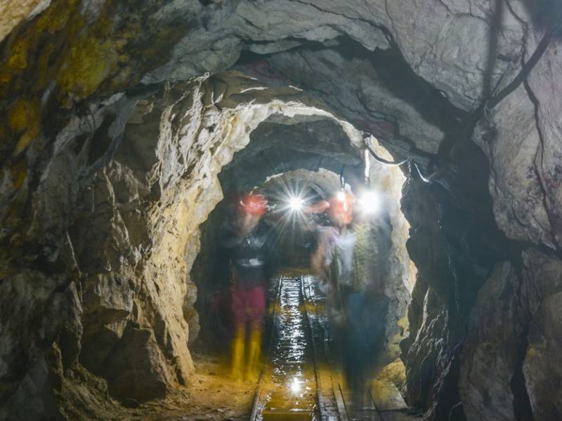 La minería ya es el cuarto rubro en exportación del país / Foto: EFE